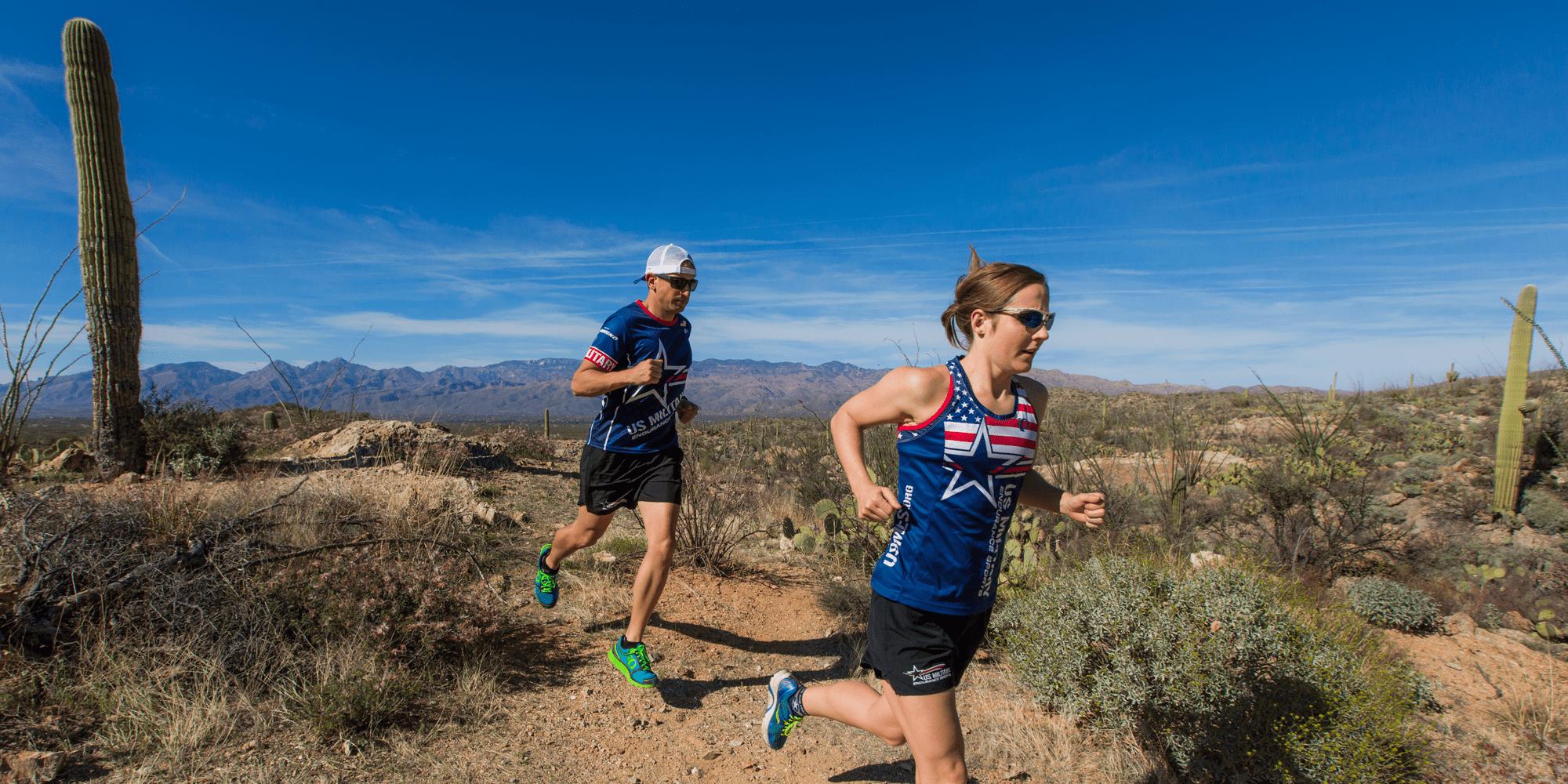 Kathy & Eric Running (cropped)