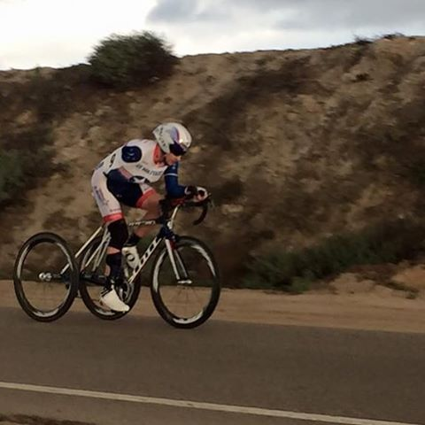 smpeacer rollin it at the Fiesta Island TT in CAhellip