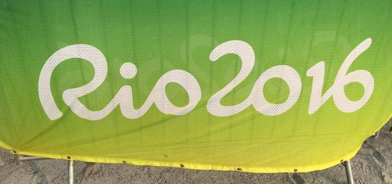 Rio 2016 Paralympics Rail Banner